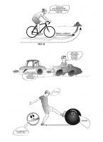 Иллюстрация для книги по физике 1