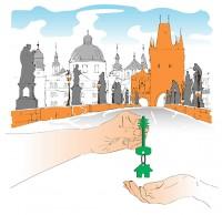 Иллюстрация для статьи о покупке недвижимости в Чехии