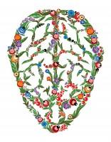 Орнамент логотипа_городец