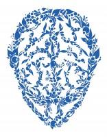 Орнамент логотипа_гжель