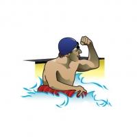Пловец_иллюстрация 1