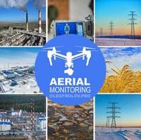 Мониторинг, воздушное обследование, аэросъемка.