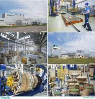 Промышленный репортаж, производство Siemens в Воронеже