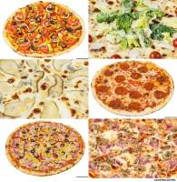 Рекламная фотосъёмка пиццы для меню ресторана