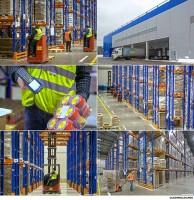 Фотосъемка складских помещений