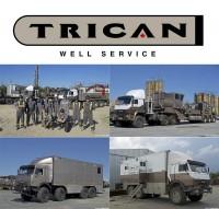 Фотосъёмка техники компании Trican Well Service (Canada)