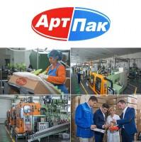 Промышленная и рекламная съемка для компании АртПак