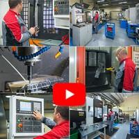 Рекламная съемка на заводе в Зеленограде