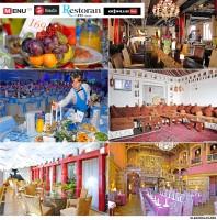 Интерьерная съемка ресторанов, баров и кафе.
