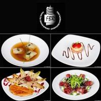 Рекламаня съемка для ресторана FBR-HALL