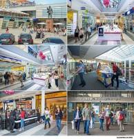 Рекламная съемка для ТЦ Галерея Аэропорт