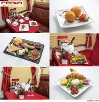 Фуд фотосъемка для ресторана / food photo