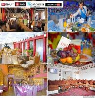 Рестораны, бары и кафе Москвы. Съемка интерьеров и меню.