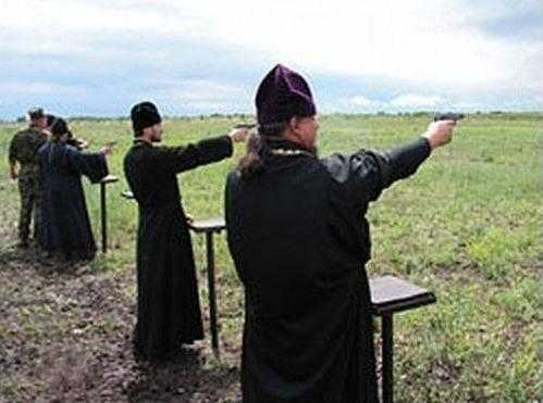 Священник Московского патриархата благословил террориста Гиркина - Цензор.НЕТ 3191