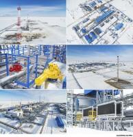 Промышленная аэросъемка (фото и видео) объекты Газпром. Промышленная видеосъемка.