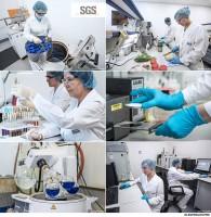 Рекламная фотосъемка лаборатории SGS