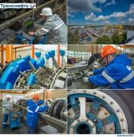 Промышленная съемка предприятия Транснефть-Диаскан