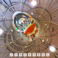 Трёхмерная панорама (3D Panorama)  для компании MAYSUN