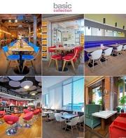 Фотосъёмка в ресторанах и барах для Basic Collection