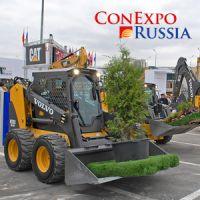 Фотосъёмка для The Association of Equipment Manufacturers (организатор выставки ConExpo)