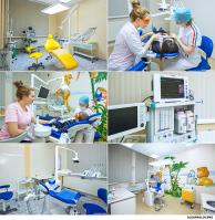 Стоматологическая клиника / Интерьерная фотосъёмка