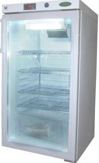Медицинский холодильник ХШ-100 для банков крови.
