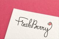 """Логотип """"FreshBerry"""""""