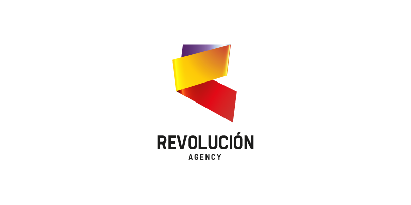 Разработка логотипа и фир. стиля агенству Revolución фото f_4fb85f4e515a6.png