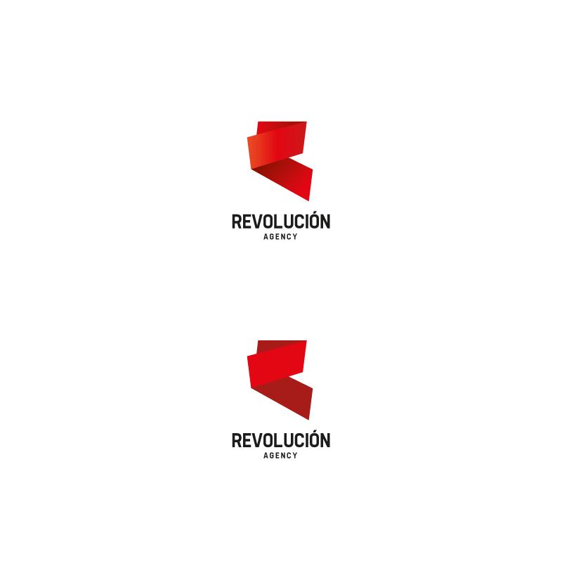 Разработка логотипа и фир. стиля агенству Revolución фото f_4fb861e57c874.png