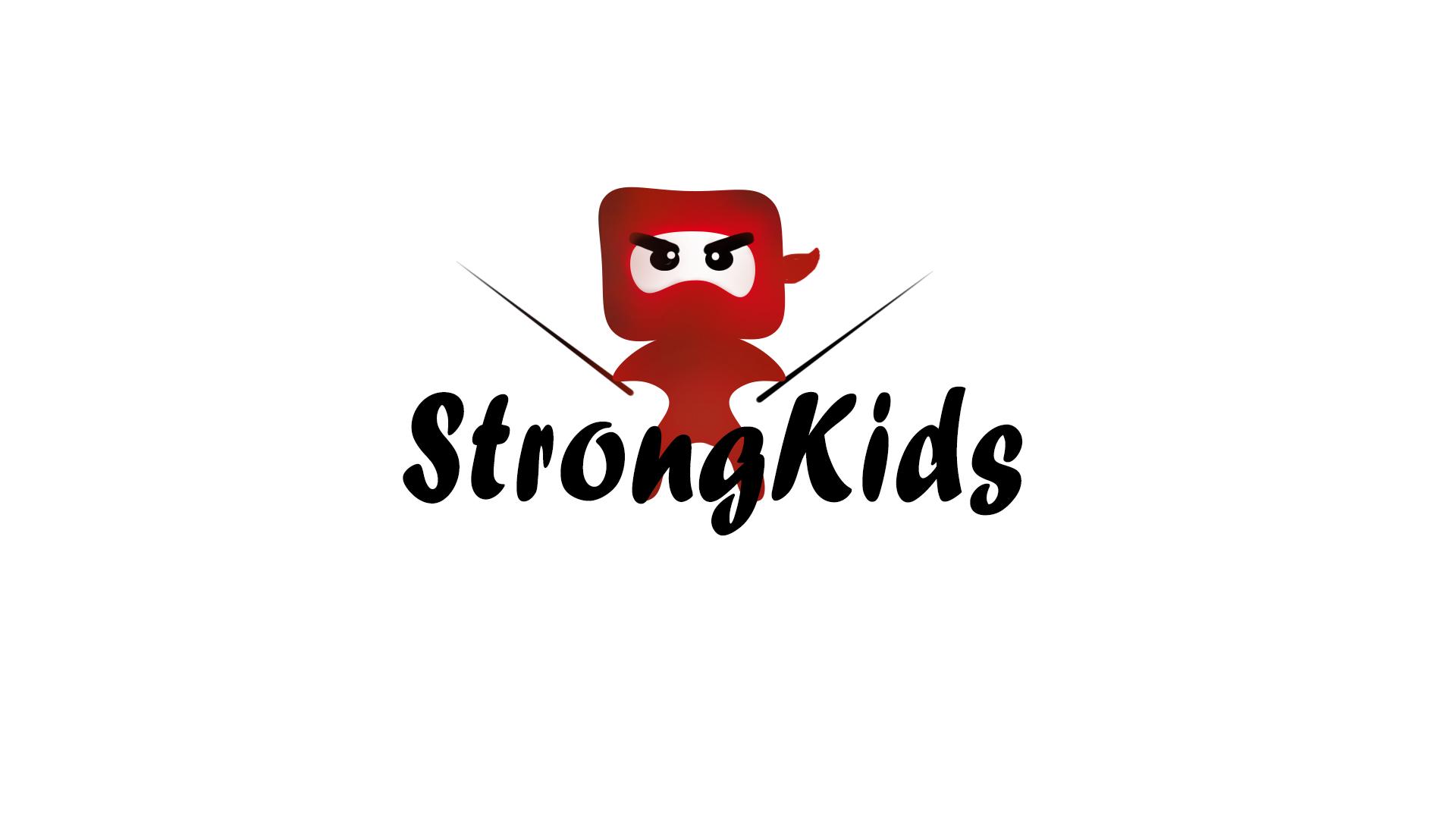Логотип для Детского Интернет Магазина StrongKids фото f_2385c6ad0403d231.jpg