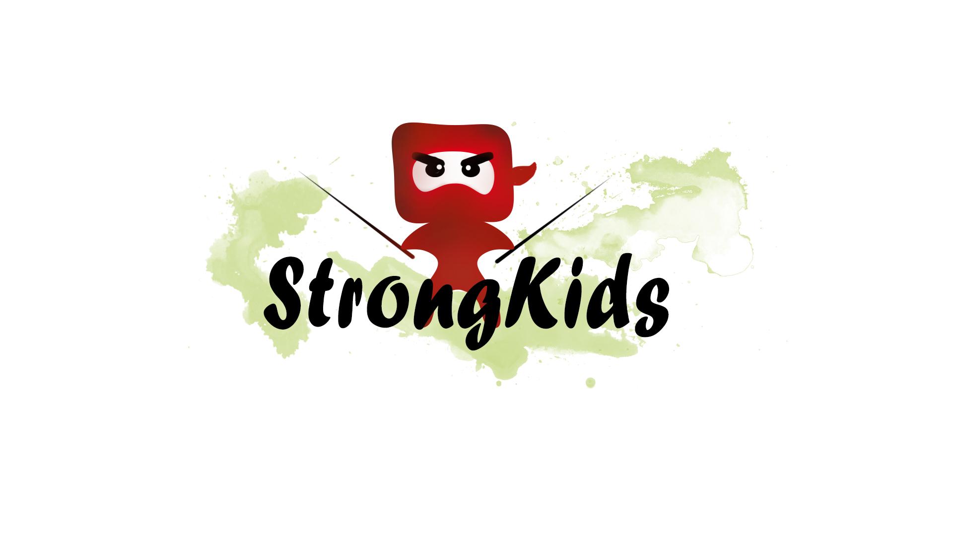 Логотип для Детского Интернет Магазина StrongKids фото f_6875c6ad0473e941.jpg