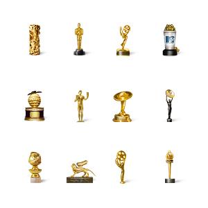 Иконки кинонаград