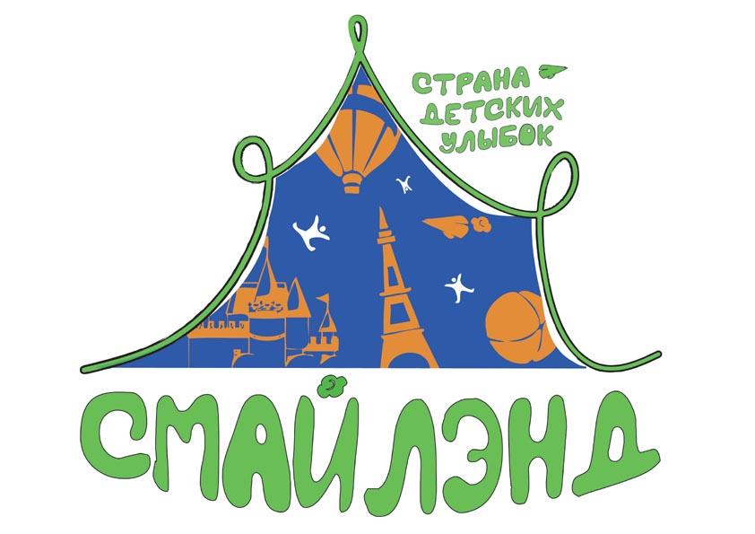 Логотип, стиль для детского игрового центра. фото f_6955a4f160294066.jpg