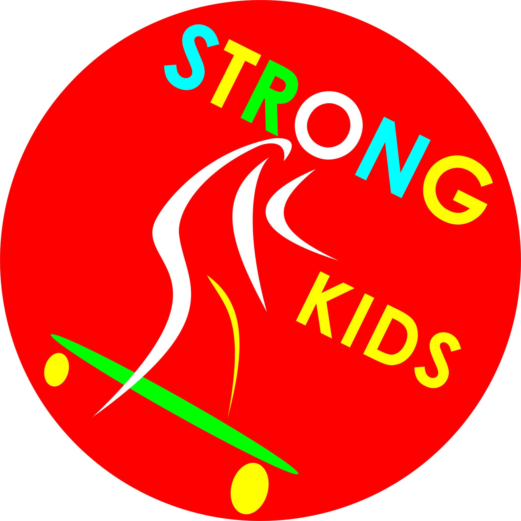 Логотип для Детского Интернет Магазина StrongKids фото f_1815c88509c944b3.jpg