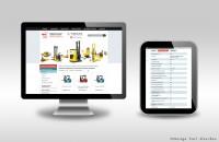Дизайн сайта (дилер китайского оборудования)