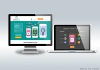 Дизайн сайта, лендинг, wap