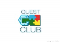 Логотип Клуб квестов, логических игр