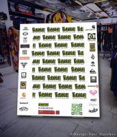 Баннер для магазина
