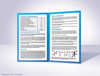 Вёрстка и дизайн технического паспорта (фильтры)