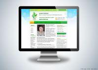 Дизайн сайта психолога (презентация)