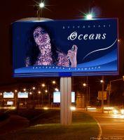 Билборд «Oceans»