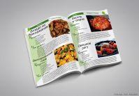 Журнал «Зелёная кухня» (вёрстка)