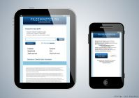 Сайт под мобильные устройства 2 (3 страницы)