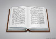 Книга «Приключения Алисы…» (вёрстка)