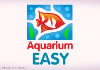 Логотип аквариумный магазин