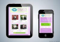 Сайт под мобильные устройства 3 (3 страницы)