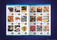Каталог «Морепродукты» (вёрстка)