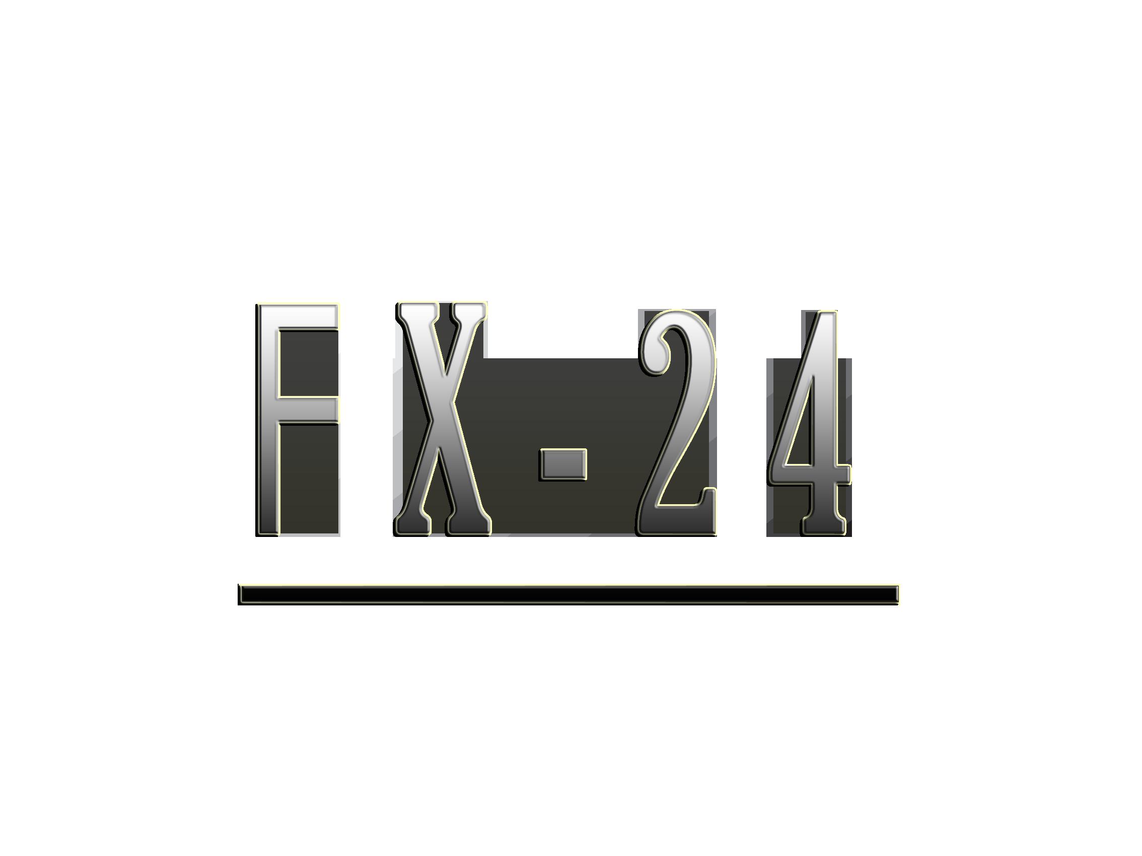 Разработка логотипа компании FX-24 фото f_326546275fcb9d5d.png