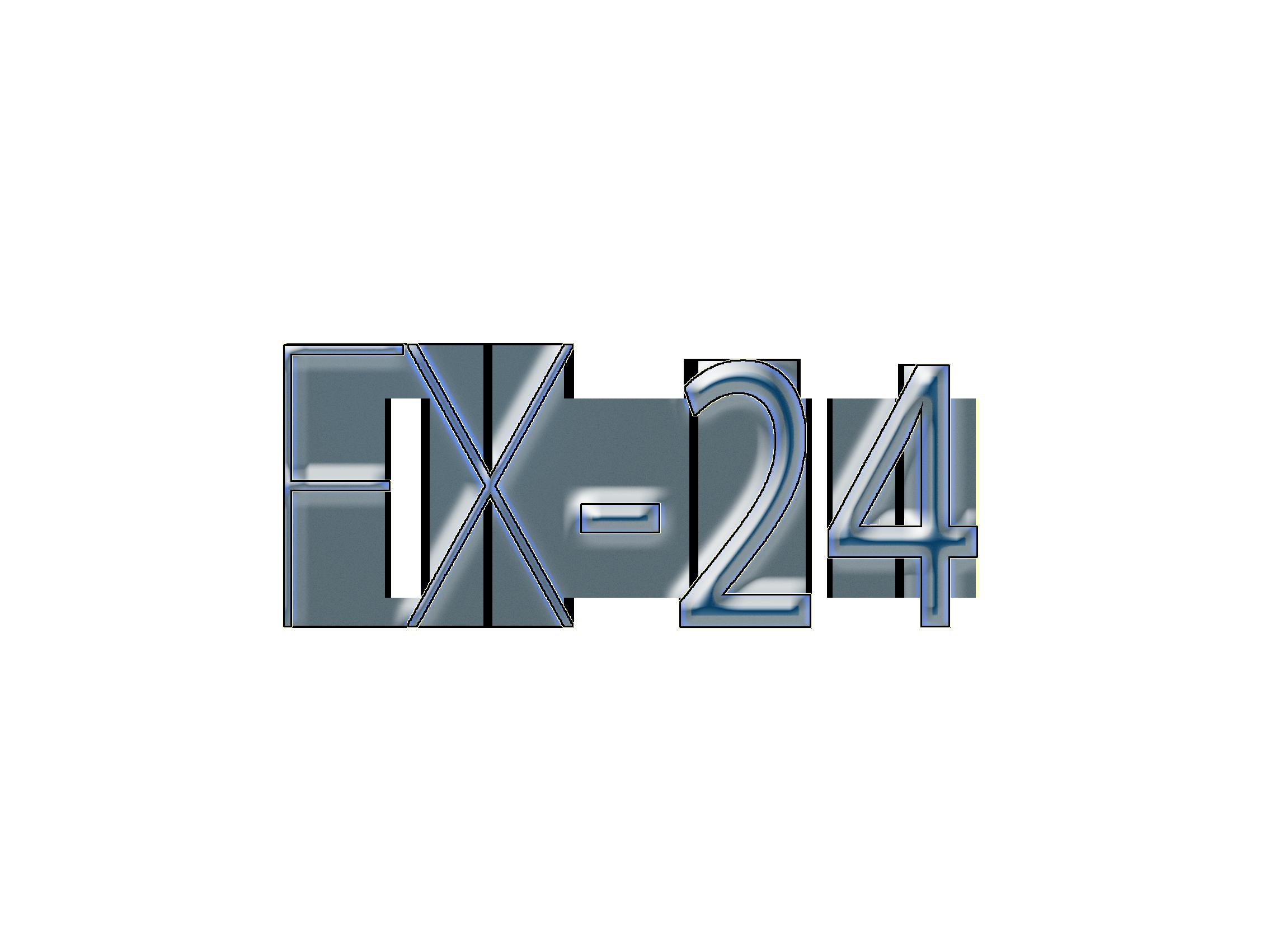 Разработка логотипа компании FX-24 фото f_745546275e2328cd.png