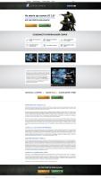 Сайт сервера CS